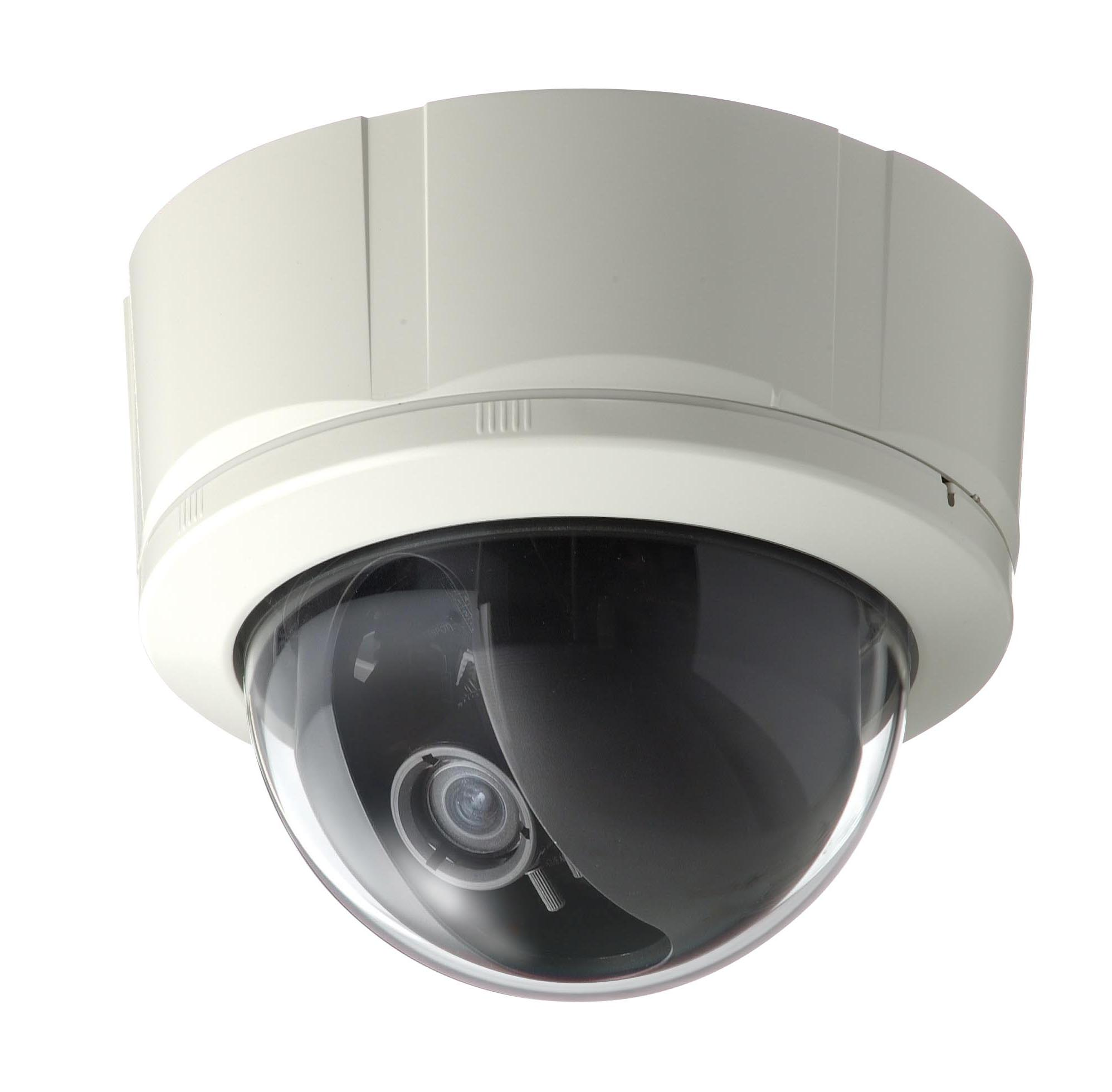 High resolution security cameras both inside and outside (long ranges ...